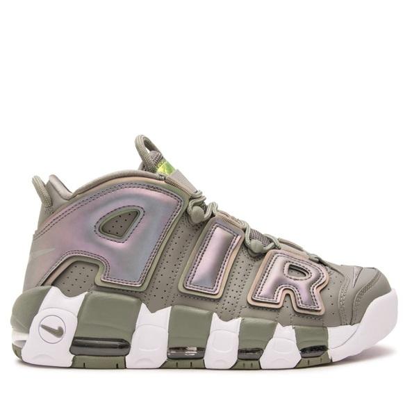 acdcea3b70 Nike Shoes | Iridescent Shine Air More Uptempo | Poshmark